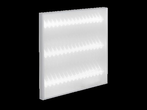 Светильник светодиодный V-MBRLED ОФИС-600х600-27-3К IP40 микропризма
