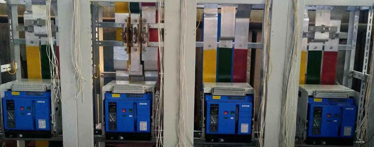 Производство трансформаторных подстанций и электрощитового оборудования.